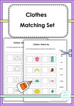 Clothes Matching Set