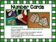Clothespin Number cards -Animals and insects Edition