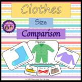 Clothes Size Comparison