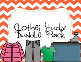 Clothes Study Bundle Pack
