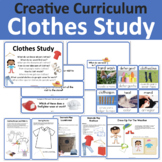 Clothes Study (Creative Curriculum)