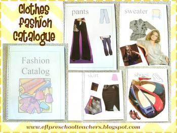 Clothes Theme Fashion Catalog