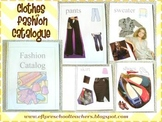 Clothes Theme Fashion Catalog