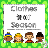 Clothes for each Season