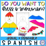 Clothes in Spanish - La ropa de invierno