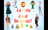 Clothes in Spanish and Color Adjectives - A Complete Guide.