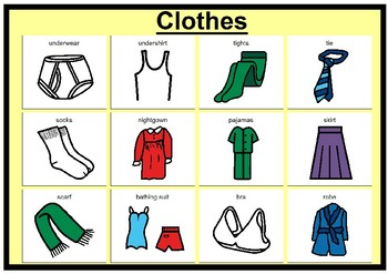 Clothes matching boards