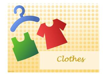 Clothes/colours