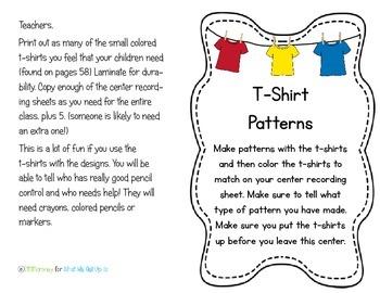 Clothesline Patterns Freebie