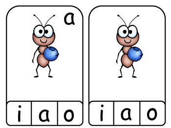 Clothespin Center: Beginning Sounds; Alphabet; Phonics; Kindergarten; Autism