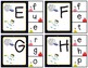 Clothespin Clip Cards-Upper to Lowercase-Space