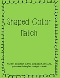 Clothespin Color Match