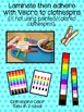 Clothespins: Color Matching and Patterns Activity
