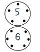 Clothespin Counting Circles