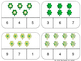 Clothespin Counting Task Cards: St. Patrick's Day Level 1