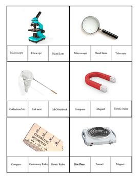 Clothespin Lab Tools