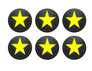 Clothespin Star