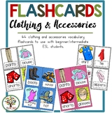 Flashcards Clothing and Accessories