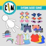 Clothing Basics Clipart
