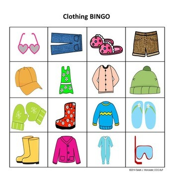Clothing Categories Rummy