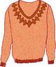 Clothing Clip Art Bundle - 153 Realistic Images