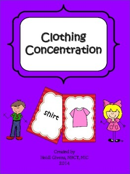 Clothing Concentration