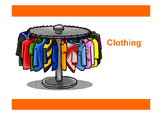 Clothing (ESL Vocab and Conversation)