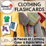 Clothing Flashcards