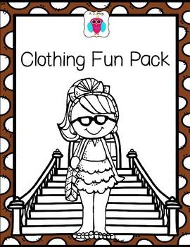 Clothing Fun Pack