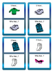 Clothing I have/Who has? Card Game- ESL Clothing Vocabulary