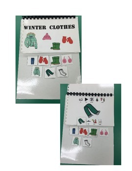 Clothing Interactive Book