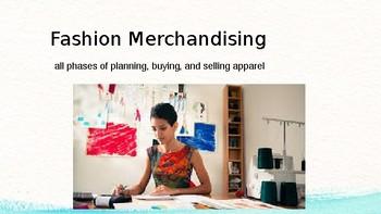 Clothing Management 1 Unit 5: Vocabulary PowerPoint