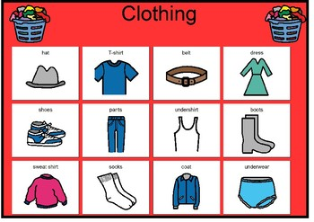 Clothing Matching Board