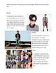 Clothing Reading Assessment (Diccionario de moda para hombres)