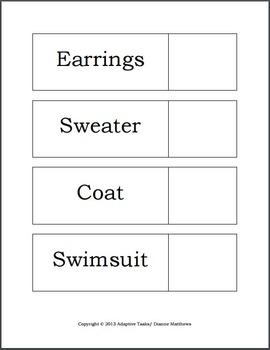BINDER TASK Clothing Recognition