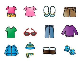 Clothing Season Sorting