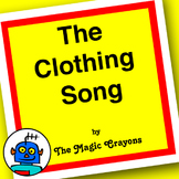 Clothing Song by The Magic Crayons - MP3