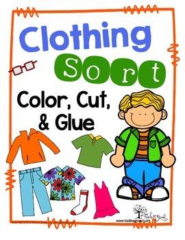 Clothing Sort!