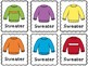 Clothing Sorting Game for Early Elementary FREEBIE