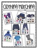 Clothing Sorting Mats