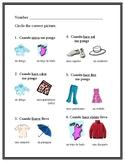 Clothing--Spanish