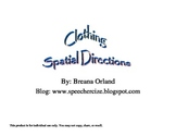 Clothing Theme Spatial Directions