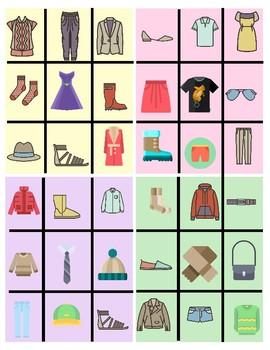 Clothing Unit Bundle