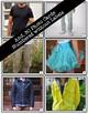 Clothing Vocabulary Photo Flashcards