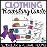 Clothing Vocabulary Words