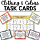 Clothing and Colors Practice Bundle