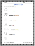 Clothing in Spanish- La Ropa