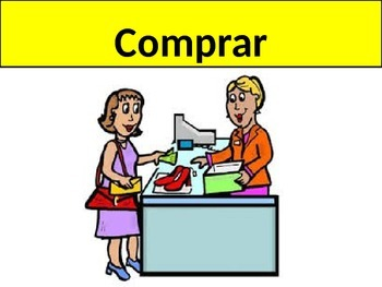 Clothing store vocabulary Realidades 1 Chapter 7A