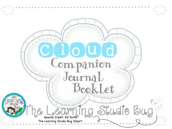 Cloud Companion Journal Booklet