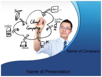 Cloud Computing PPT Template